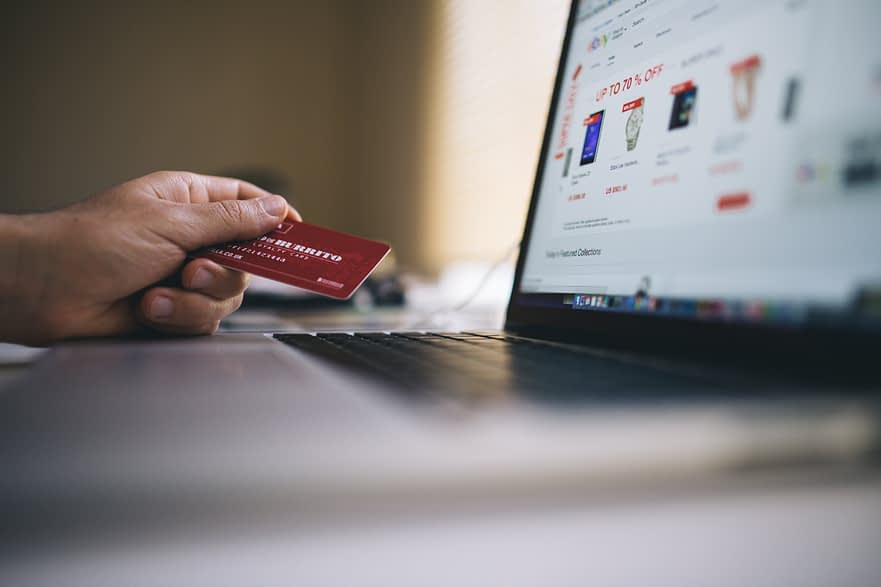 Ecommerce web development solutions make people likely to shop online