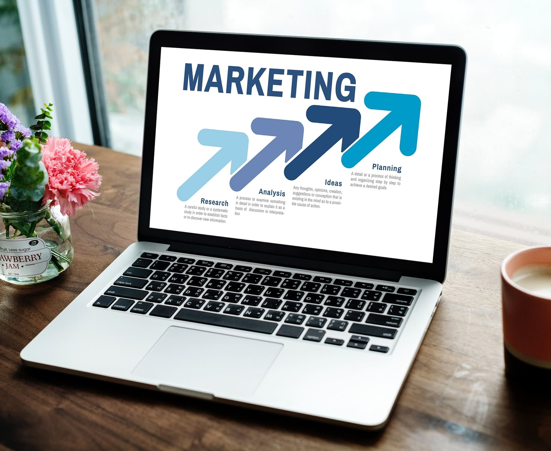Providing Industrial Marketing services in Middletown, OH