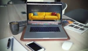 Web design and development services modernize your company.